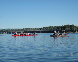 Dragon Boating + Power Boating
